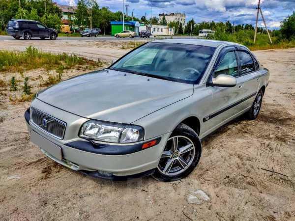 Volvo S80, 2002 год, 320 000 руб.