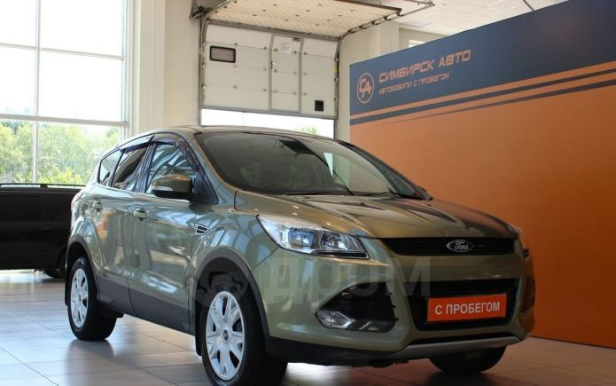 Ford Kuga, 2014 год, 768 000 руб.