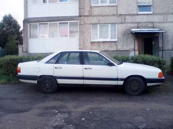 Audi 100, 1987 год, 64 000 руб.