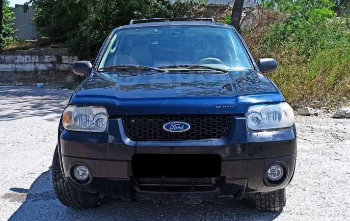Ford Escape, 2006 год, 320 000 руб.