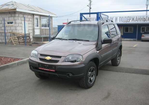Chevrolet Niva, 2019 год, 734 000 руб.
