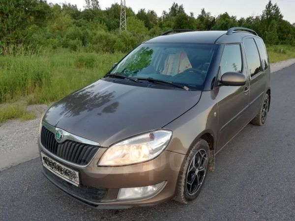 Skoda Roomster, 2012 год, 400 000 руб.