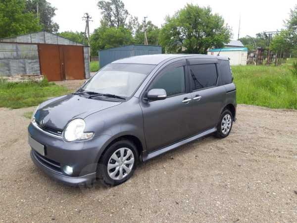 Toyota Sienta, 2008 год, 400 000 руб.