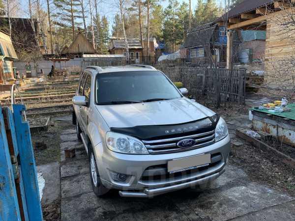 Ford Escape, 2008 год, 640 000 руб.