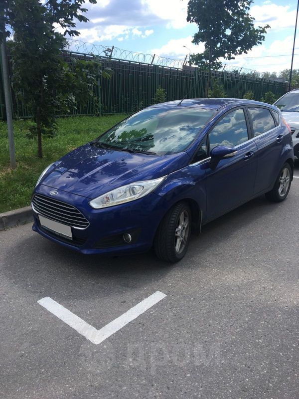 Ford Fiesta, 2015 год, 445 000 руб.
