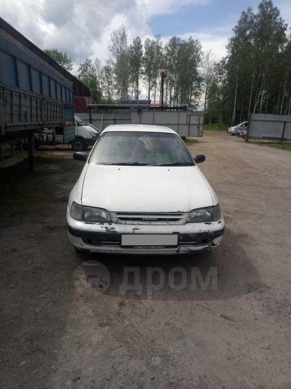 Toyota Caldina, 1995 год, 135 000 руб.