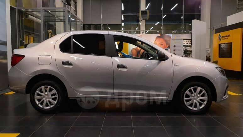 Renault Logan, 2019 год, 906 407 руб.
