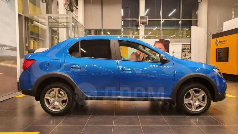 Renault Logan, 2020 год, 835 500 руб.