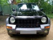 Курган Cherokee 2002