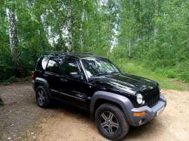 Курган Jeep Cherokee 2002
