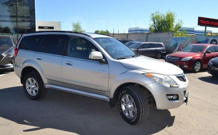 Great Wall Hover H5, 2012 год, 475 000 руб.