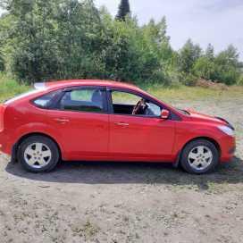 Зеленогорский Ford Focus 2010