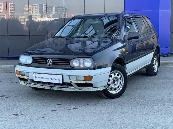 Volkswagen Golf, 1987 год, 65 000 руб.