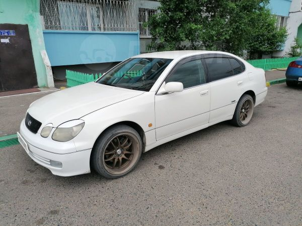 Toyota Aristo, 1997 год, 410 000 руб.