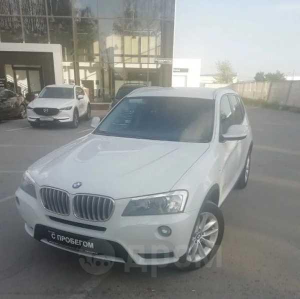 BMW X3, 2012 год, 1 195 000 руб.