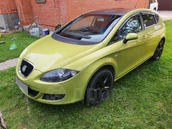 SEAT Leon, 2008 год, 315 000 руб.