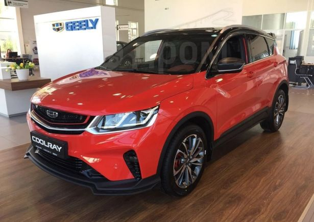 Geely Coolray SX11, 2020 год, 1 449 999 руб.