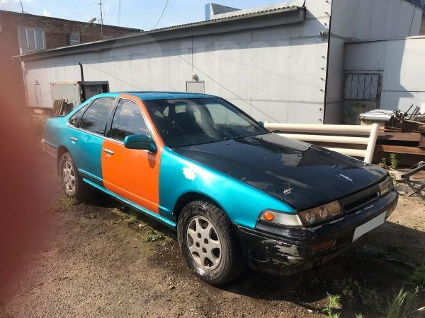 Nissan Cefiro, 1991 год, 75 000 руб.