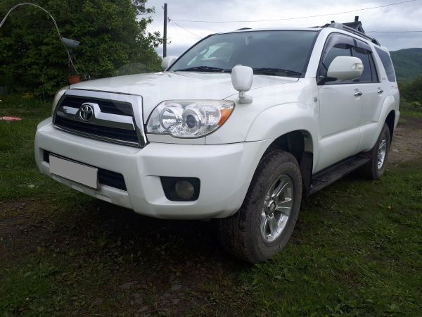 Toyota Hilux Surf, 2006 год, 1 350 000 руб.
