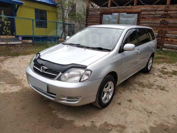 Toyota Corolla Fielder, 2003 год, 360 000 руб.