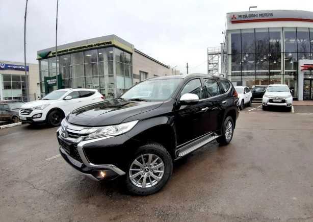 Mitsubishi Pajero Sport, 2019 год, 2 250 000 руб.