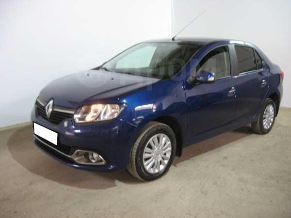 Renault Logan, 2017 год, 545 000 руб.