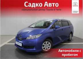 Чита Toyota Wish 2013