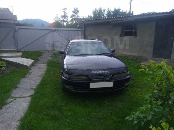 Toyota Carina ED, 1996 год, 170 000 руб.
