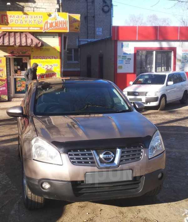 Nissan Dualis, 2007 год, 520 000 руб.
