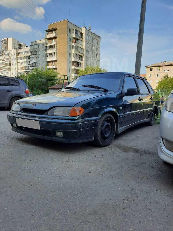 Лада 2115 Самара, 2004 год, 63 000 руб.