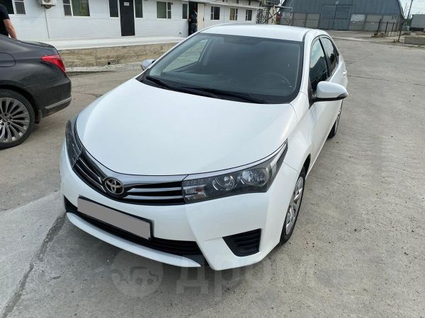 Toyota Corolla, 2014 год, 655 000 руб.