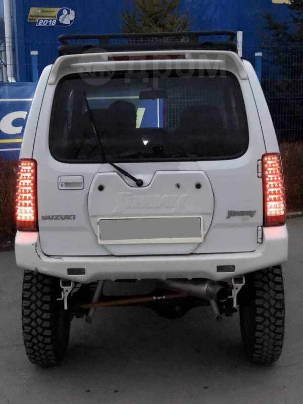 Suzuki Jimny, 2008 год, 505 000 руб.
