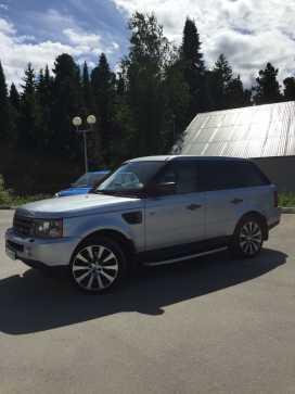 Ханты-Мансийск Range Rover Sport