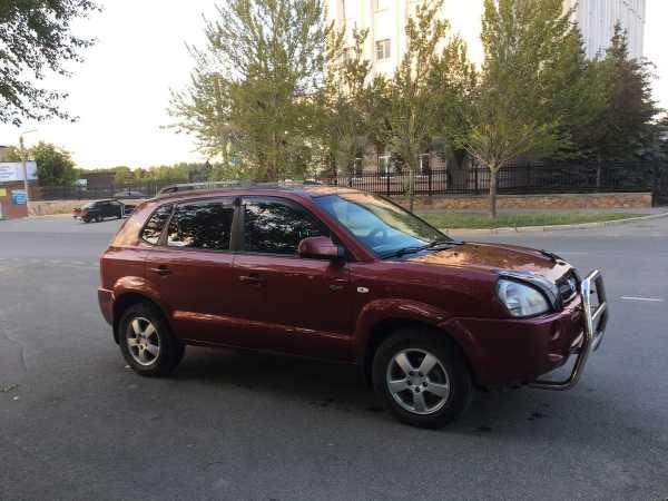 Hyundai Tucson, 2006 год, 445 000 руб.