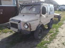 Усть-Чарышская Пристань ЛуАЗ 1983