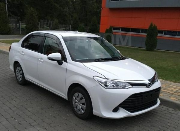 Toyota Corolla Axio, 2016 год, 750 000 руб.