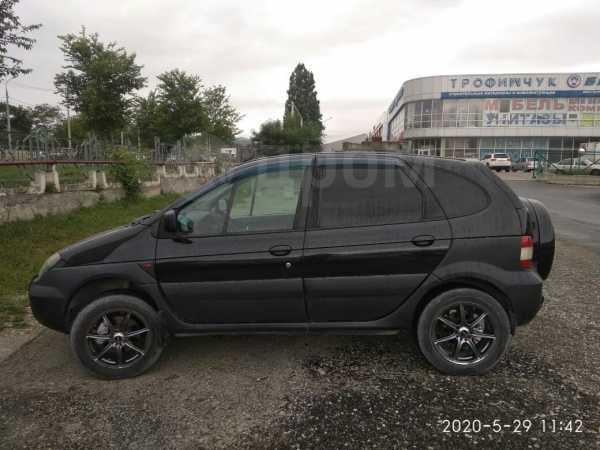 Renault Scenic, 2002 год, 258 000 руб.