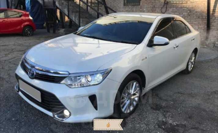 Toyota Camry, 2015 год, 1 700 000 руб.