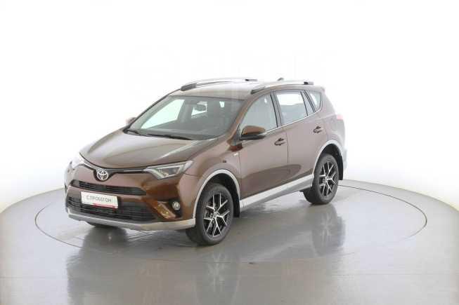 Toyota RAV4, 2016 год, 1 435 000 руб.