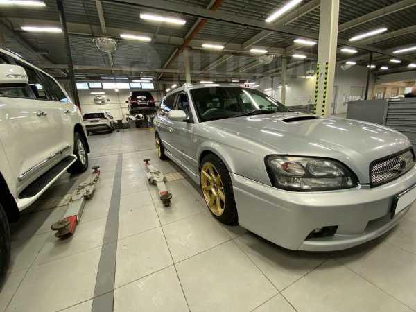 Subaru Legacy, 2003 год, 375 000 руб.