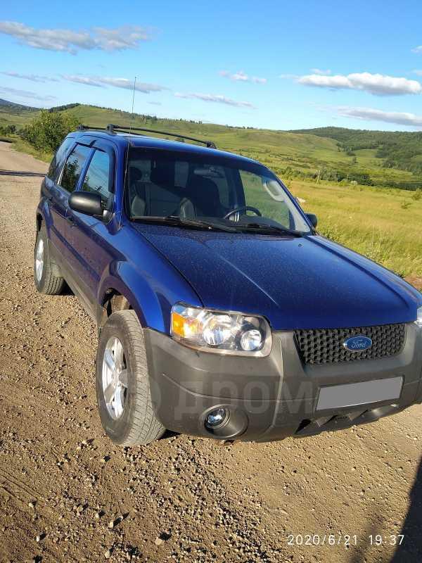 Ford Escape, 2004 год, 295 000 руб.
