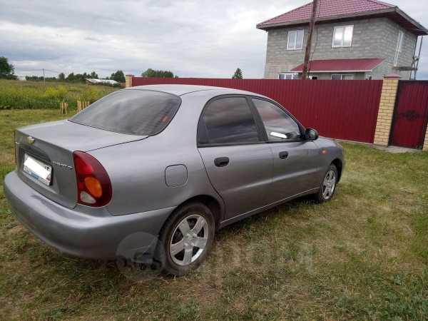 Chevrolet Lanos, 2006 год, 92 000 руб.