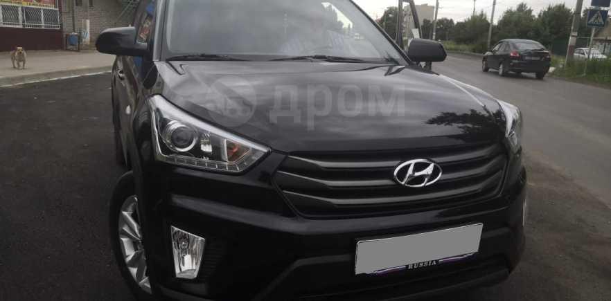 Hyundai Creta, 2017 год, 780 000 руб.