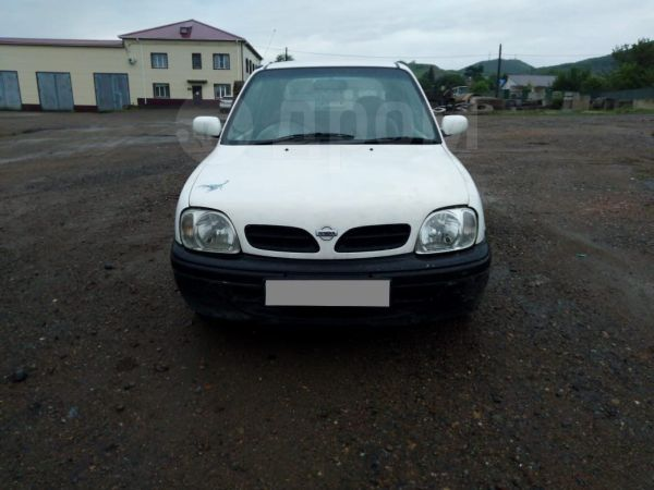 Nissan March, 2000 год, 111 000 руб.