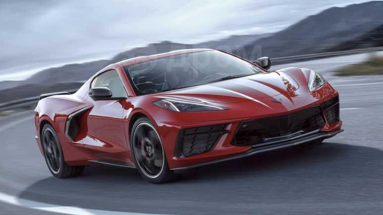 Chevrolet Corvette, 2020 год, 7 850 000 руб.