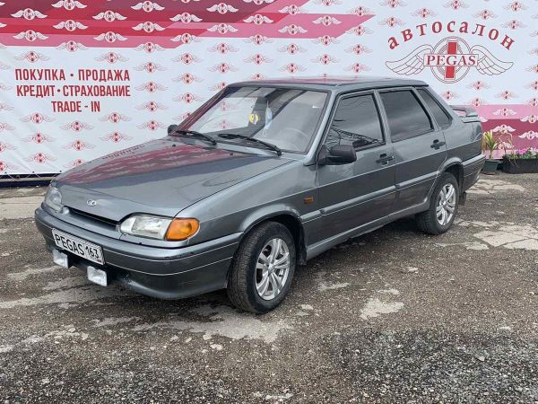 Лада 2115 Самара, 2007 год, 95 000 руб.