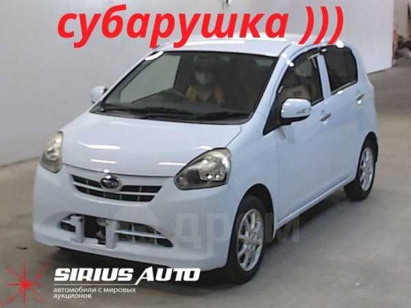 Subaru Pleo Plus, 2014 год, 375 000 руб.