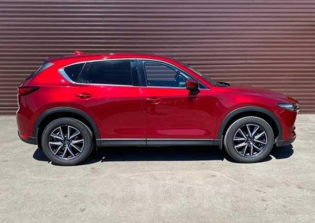 Mazda CX-5, 2017 год, 1 850 000 руб.
