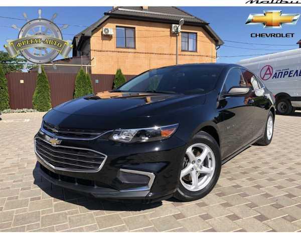 Chevrolet Malibu, 2016 год, 1 170 000 руб.