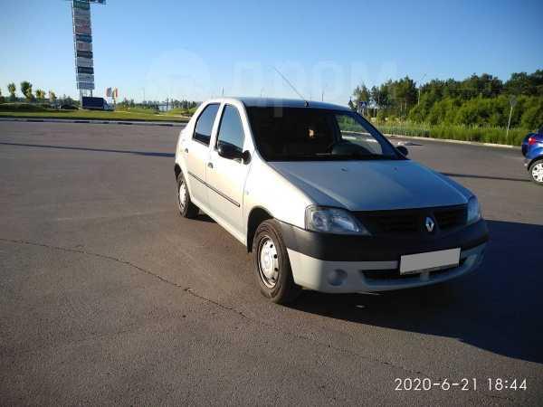 Renault Logan, 2008 год, 198 000 руб.